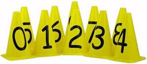 Obstacle Cones Set of 10 Malaga Swan Area Preview