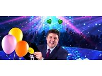 4 x PETER KAY'S DANCE FOR LIFE - COVENTRY 3/3/17 *SOLD OUT*