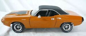 1/18 ERTL Fast and the Furious 1970 Dodge Challenger