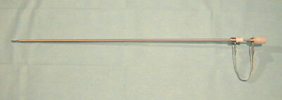 Laparoscopy Forceps 5mm X 45cm Bi-polar Paddle Grasper New
