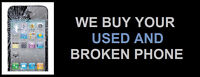 Wanted: BUY USED OR BROKEN PHONE/LAPTOP FOR CASH
