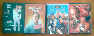 Comedy & Action DVDs