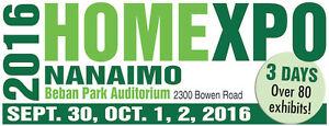 Nanaimo Fall Home Expo 2016