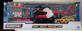 AIR SEA AND RESCUE PLAY SET