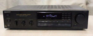Sony Receiver STR AV210
