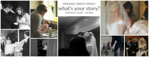 Documentary Wedding, Birth, Family Photographer