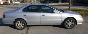2000 Acura 3.2 TL...Fully Loaded....Low Km