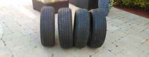 4 pneu d été neuf lt 245/75/16 bridgeston Vsteel rib 265 load ra