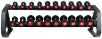 NEW 5-50 lb. eSPORT Solid Steel Urethane Dumbbells - Sets