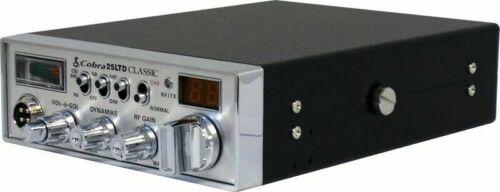 Cobra 25LTD Classic 4 Watt Output - Full 40 Channel Professi