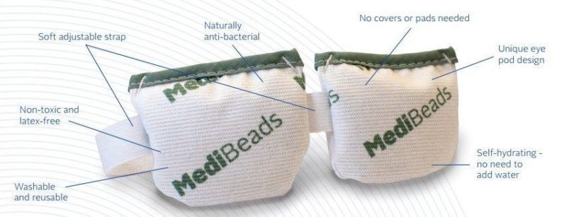 Bruder Medibeads Hot Eye Compress