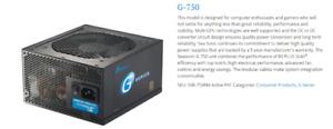 Seasonic 750W power supply