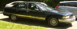 1992 Roadmaster Limited Sedan