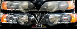Recon Headlight Restoration. Cloudy, yellowed or hazy lights?