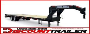 2019 Trailer  Low Profile HD Deck Over 8.5x20+5' Gooseneck 25,9K