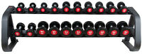 NEW 5-50 lb. eSPORT Solid Steel Urethane Dumbbells - Sets