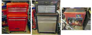 $350 for 3 Rolling Tool Boxes