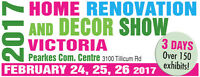 Victoria Early Spring Home Expo 2017