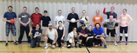Dodgeball Tuesday evening 7-9 at 1017 Prince of Wales
