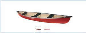 Wind River Canoe