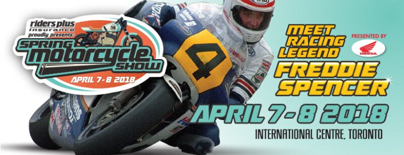 2018 spring motorcycle show events city of toronto for Pool show toronto 2018
