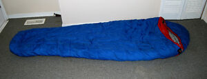 Outbound Adult Sleeping Bag, 82 in Length, Mummy Style Limited U