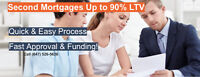 Private Second Mortgages from direct Lender and Mortgage Agent