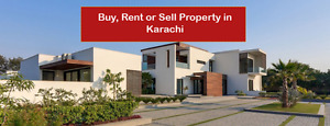 Buy, Rent or Sale Property in Karachi in Canada