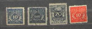 27. 12. POLSKA DOPŁATY 1919 - Bytom, Polska - 27. 12. POLSKA DOPŁATY 1919 - Bytom, Polska