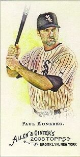 2008 Topps Allen and Ginter Mini Singles (Pick Your Cards) ()