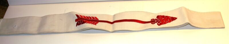 BOY SCOUT ORDER OF THE ARROW SASH