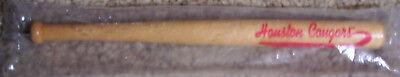 'Vintage' New Houston Cougars Baseball Bat Pen  (Houston Cougars Baseball)
