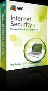 AVG Internet Security 2012 - 3 PC