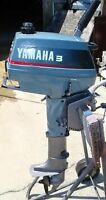 yamaha outboard 3 hp ,4 hp   for parts