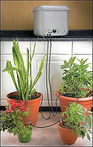 Automatic Indoor Plant Watering System