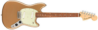 Fender Player Mustang Electric Guitar - Firemist Gold