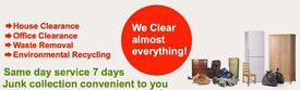 Same Day Rubbish Removal - House & Office Clearance ,Garden, Builders Waste,Garage, Across Berkshire