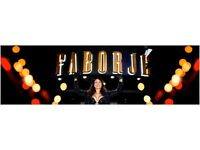£1000 Winner Takes All Karaoke Competition Monday Nights at Faborje Nightclub Watford