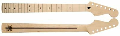 NEW Mighty Mite Fender Lic Stratocaster Strat NECK Guitar Maple 22 Fret MM2902-M