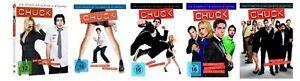 Chuck - Staffel/Season 1+2+3+4+5 * NEU OVP * DVD Set