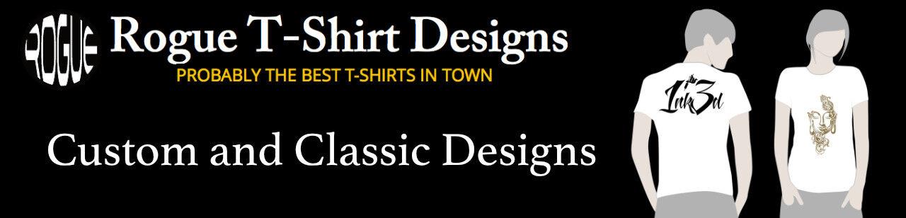 Rogue T-Shirt Designs