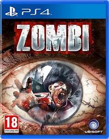zombi , ps4 , as new ! price stands , no offers !