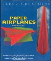 Paper Airplanes Book & Gift Set
