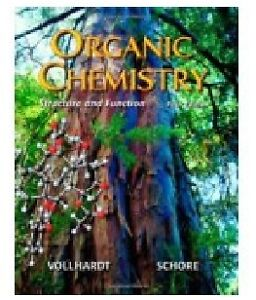 Organic Chemistry Structure and Function 5th Ed by Schore Peterborough Peterborough Area image 1