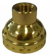 Brass Lamp Base Part