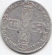 William III Shilling
