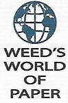 Weeds World of Paper Ephemera