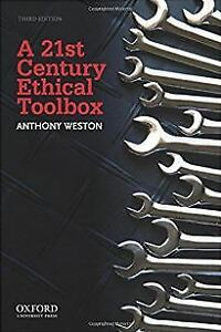A 21st Century Ethical Toolbox Third Edition
