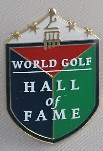 WORLD GOLF HALL OF FAME Lapel Pin