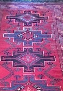 Central Asian Carpet